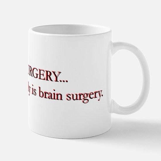 neurosurgery Mugs