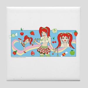 Coco's World Tile Coaster