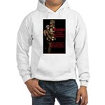 Books Cause Thoughts Hooded Sweatshirt