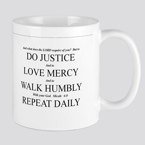 REEDOJUSTICE Mugs