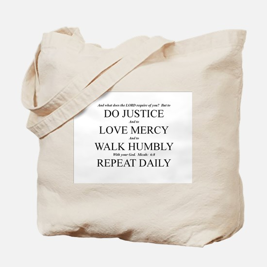 Funny Pastor Tote Bag