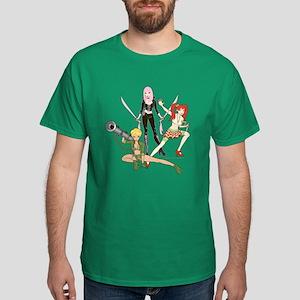 Death by Chick Dark T-Shirt