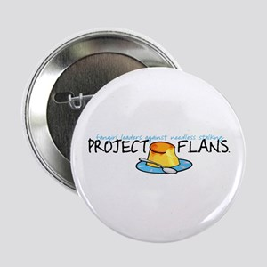 "Project F.L.A.N.S. Full Logo 2.25"" Button"
