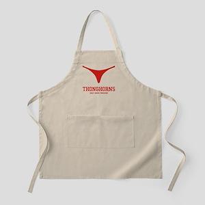Thonghorns BBQ Apron