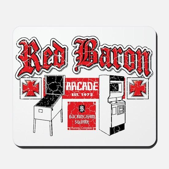 Red Baron Arcade Aurora CO Mousepad