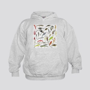 Lucky Lures Kids Hoodie