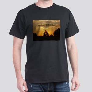 Righteousness And Justice Dark T-Shirt