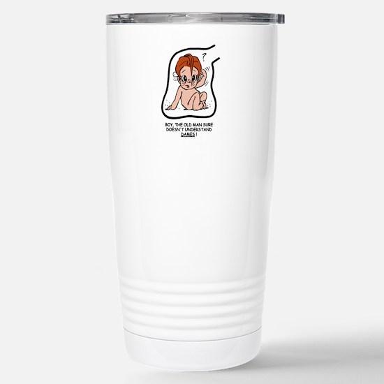Redhead EGGBERT Dames Stainless Steel Travel Mug
