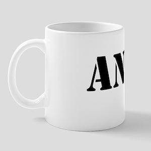 Anal - On a Mug