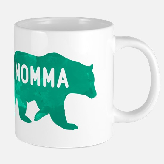 Momma Bear 20 oz Ceramic Mega Mug