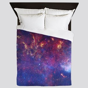 Galaxy Queen Duvet