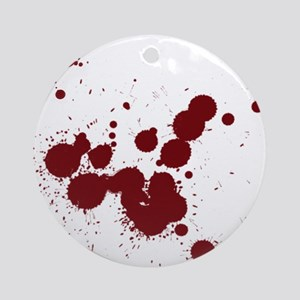 Bloody Ornament (Round)