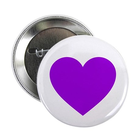 "Purple Heart 2.25"" Button"