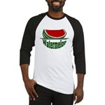 Watermelon Baseball Jersey