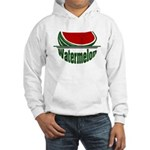Watermelon Hooded Sweatshirt