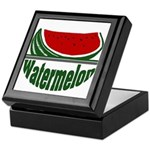 Watermelon Keepsake Box
