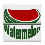 Watermelon Tile Coaster