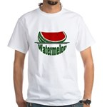 Watermelon White T-shirt