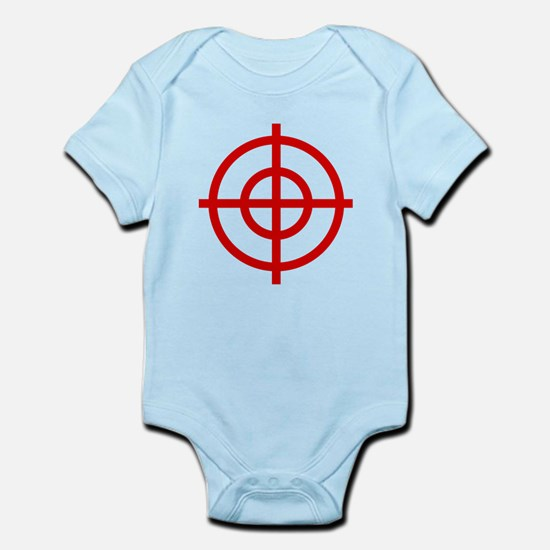 Red Sight Infant Bodysuit
