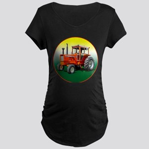 The Heartland Classic Maternity Dark T-Shirt