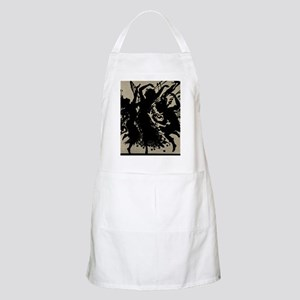 Shadow People BBQ Apron