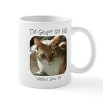 Ginger Cat Mug