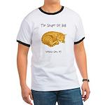 Ginger Cat Ringer T