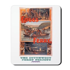 Fogg's Ferry Mousepad
