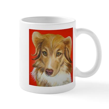 Collie mix Mug