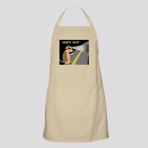 Armadillo Safety First BBQ Apron