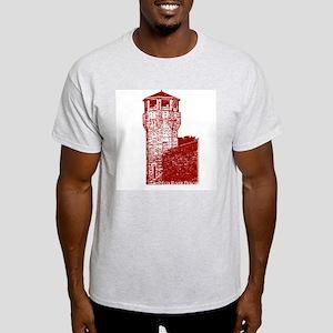 Fox River Red Ash Grey T-Shirt
