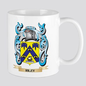 Riley Coat of Arms - Family Crest Mugs