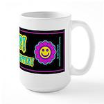 Cheer Up Large Mug