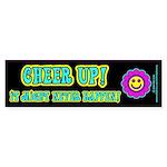 Cheer Up Bumper Sticker (50 pk)