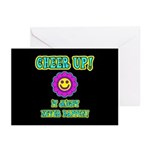 Cheer Up Greeting Cards (Pk of 10)