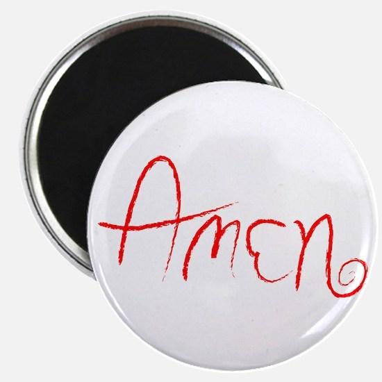 "Amen 2.25"" Magnet (10 pack)"