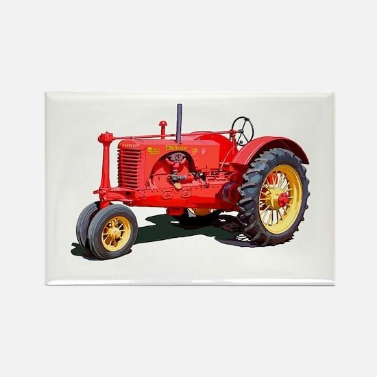 Funny Vintage farm Rectangle Magnet