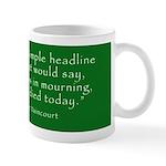 Common Soldier Coffee Mug