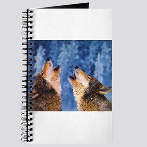 """""""Howling Wolves"""" Journal"""