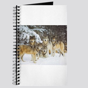 """""""Wolf Pack"""" Journal"""