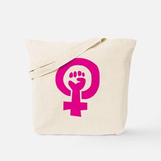 Feminist Pride Tote Bag