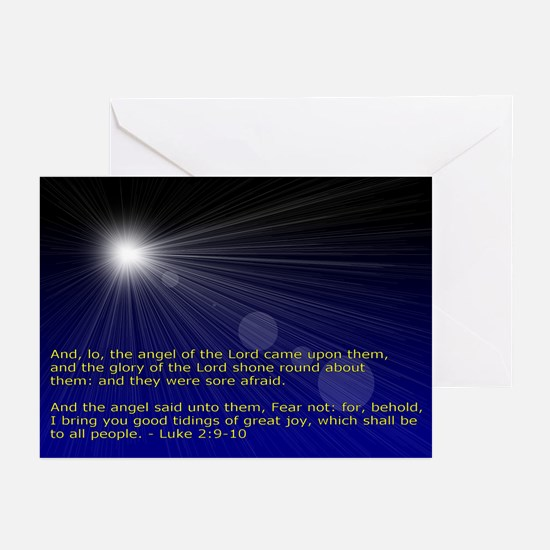 Angel of the Lord Christmas Cards (Pk of 10)