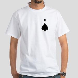 506th PIR Headquarters White T-Shirt 2