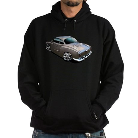 Karmann Ghia Brown Hoodie (dark)