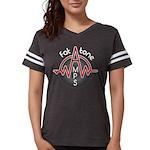 Fat Tone Amps logo Womens Football Shirt