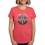 Fat Tone Amps logo Womens Tri-blend T-Shirt