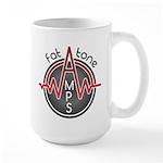 Fat Tone Amps logo 15 oz Ceramic Large Mug