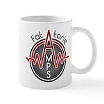 Fat Tone Amps logo 11 oz Ceramic Mug