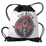 Fat Tone Amps logo Drawstring Bag