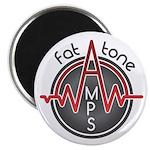 Fat Tone Amps logo Magnet